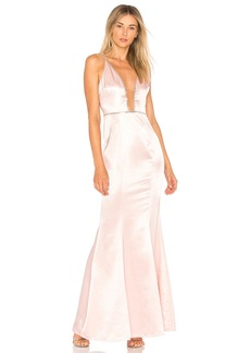 Lovers + Friends Blair Gown
