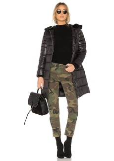 City Streets Hooded Puffer