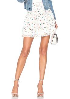 Lovers + Friends Flounce Skirt
