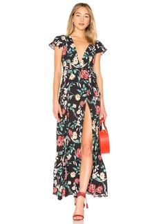 Kayla Wrap Dress