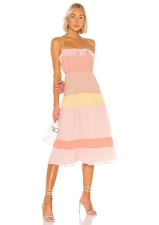 Lovers + Friends Acer Midi Dress