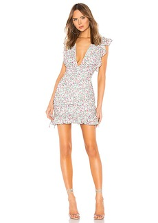 Lovers + Friends Apollo Mini Dress