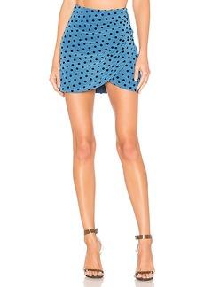 Lovers + Friends Armella Mini Skirt