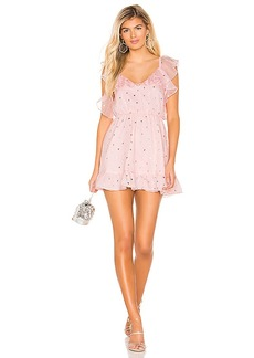 Lovers + Friends Austin Mini Dress