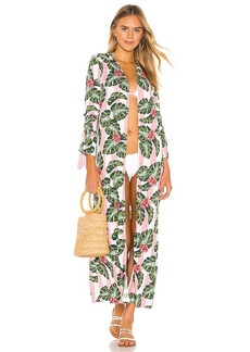 Lovers + Friends Bamboo Robe