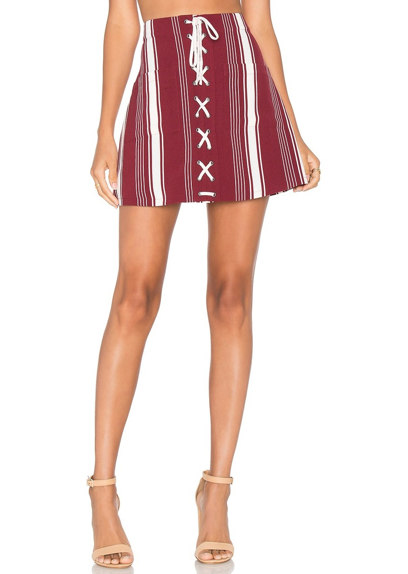 Lovers + Friends Beachwood Skirt
