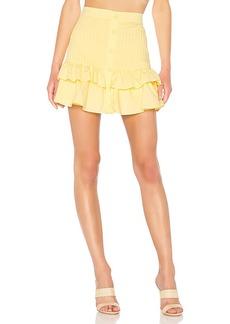Lovers + Friends Beau Mini Skirt