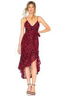 Lovers + Friends Bridget Midi Dress