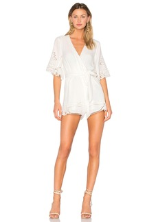 Lovers + Friends Brixton Romper