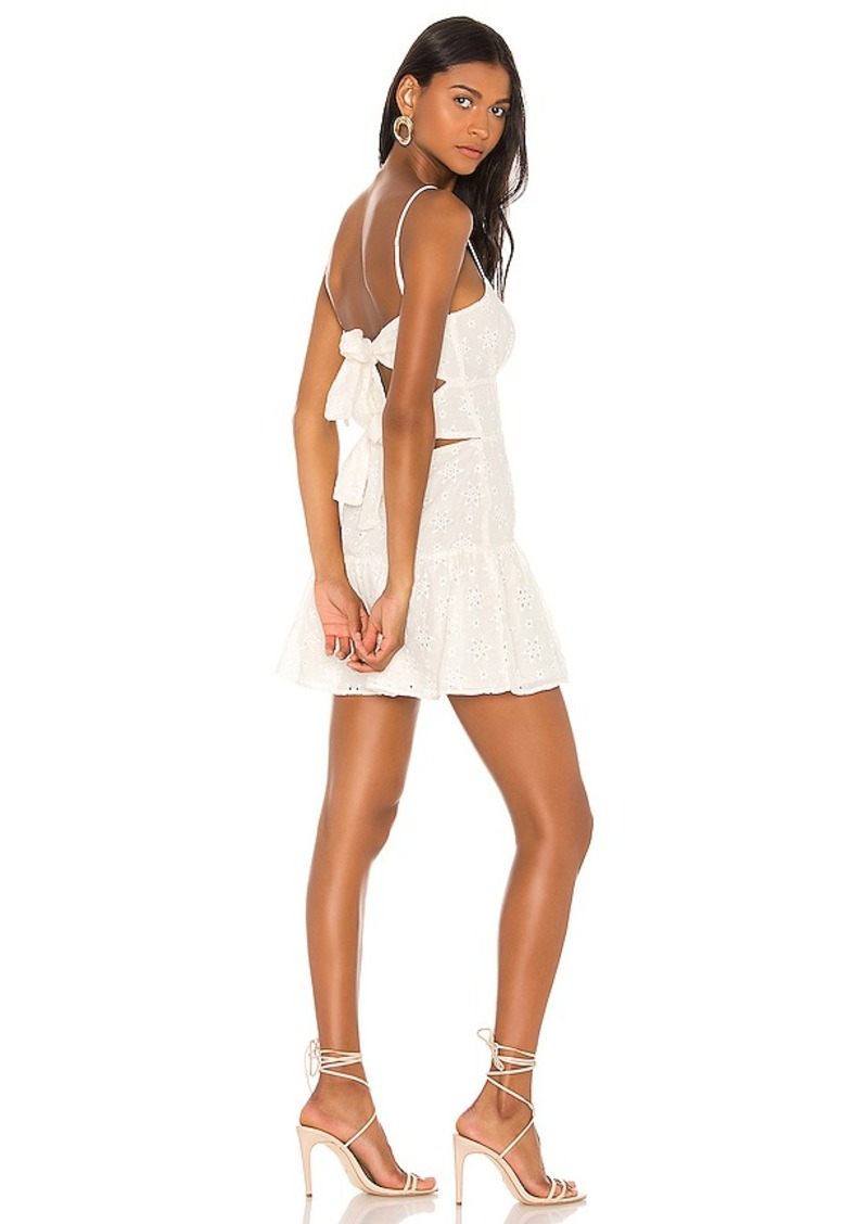 Lovers + Friends Caesar Mini Dress