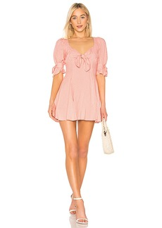 Lovers + Friends Caitlin Mini Dress