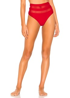Lovers + Friends Cashel High Waist Bottom