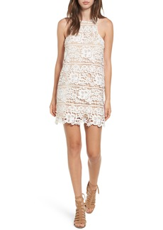 Lovers + Friends Caspian Lace Shift Dress
