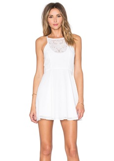 Lovers + Friends Catalina Fit & Flare Dress