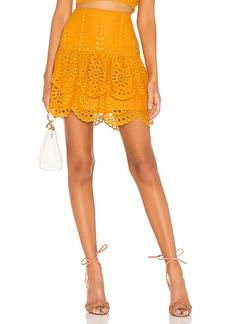 Lovers + Friends Chantelle Mini Skirt