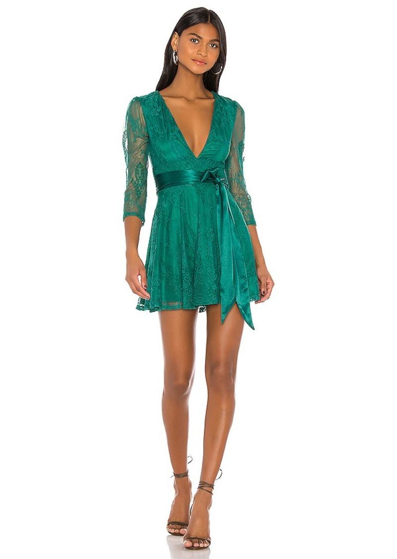 Lovers + Friends Cheryl Mini Dress