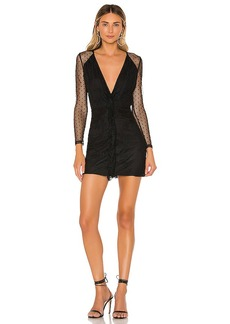 Lovers + Friends Collette Mini Dress