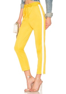 Lovers + Friends Crop Track Pant