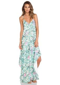 Lovers + Friends Curacao Slip Dress