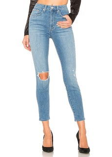 Lovers + Friends Davey High-Rise Skinny