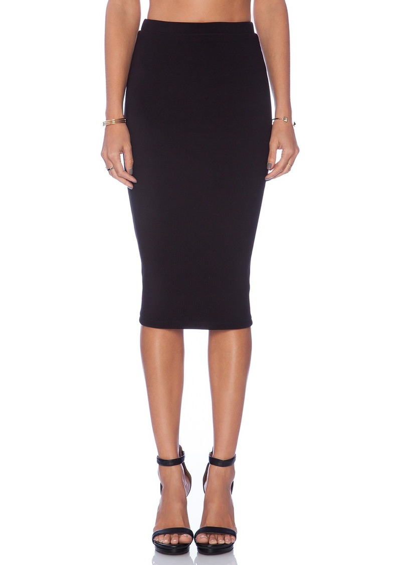 Lovers + Friends Day To Night Pencil Skirt