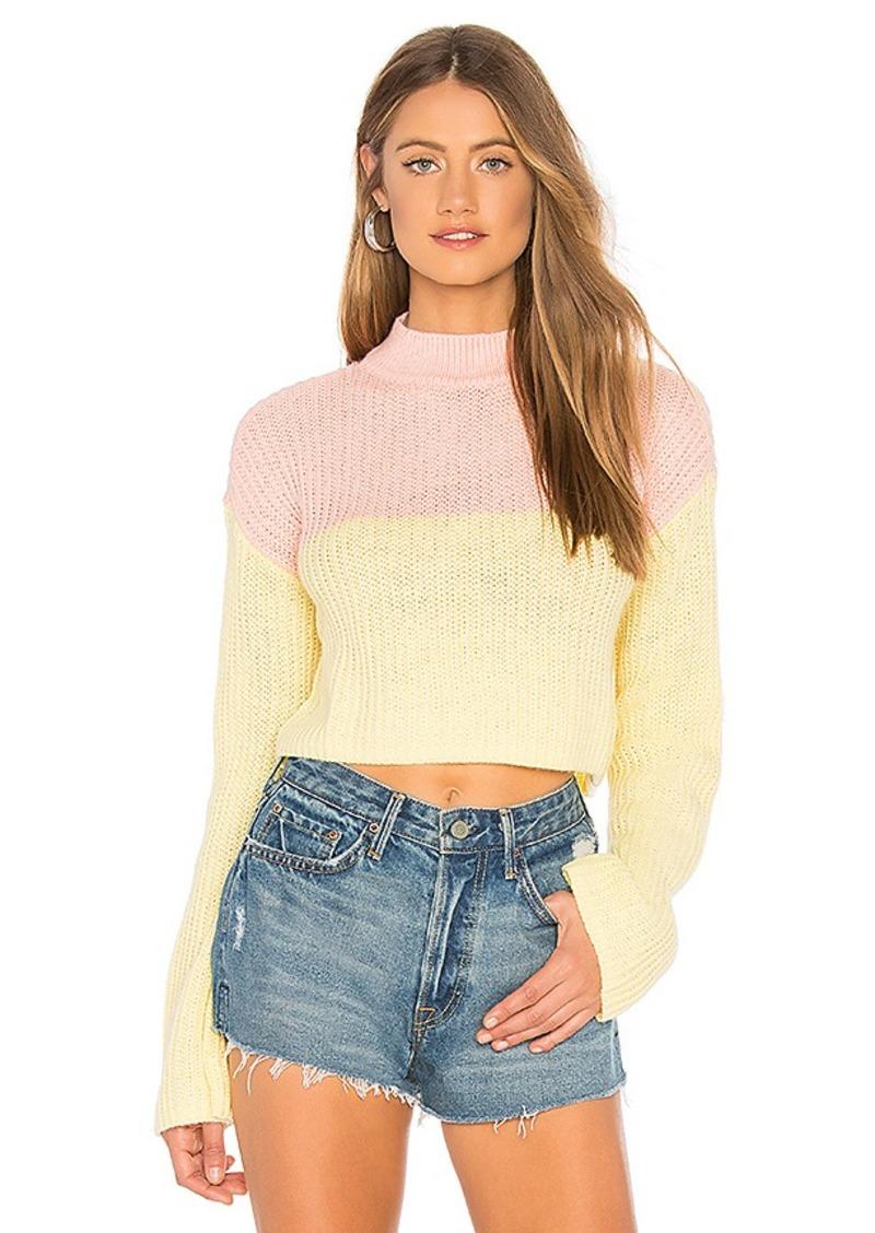 Lovers + Friends Debbie Sweater