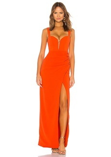 Lovers + Friends Dolores Gown