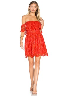 Lovers + Friends Dream Vacay Dress in Red. - size S (also in L,XS)