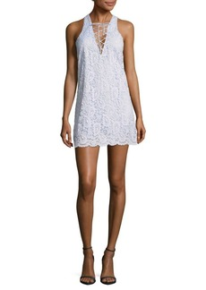 Lovers + Friends Escape Lace Mini Dress