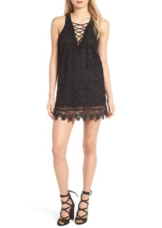 Lovers + Friends Escape Lace Minidress