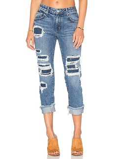 Lovers + Friends Ezra Slim Boyfriend Jean. - size 23 (also in 24,27,29)