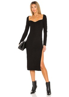 Lovers + Friends Femme Midi Dress