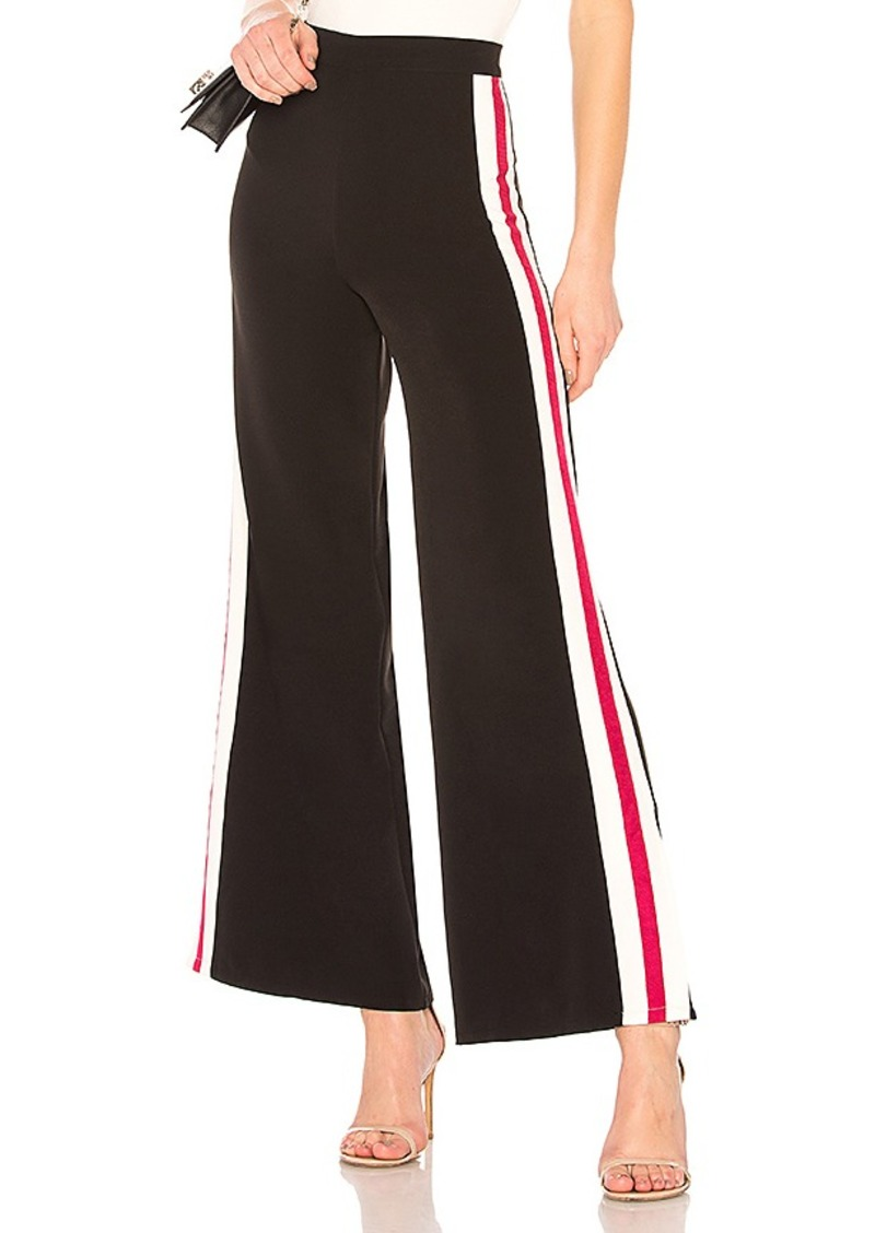 X REVOLVE Arya Pant in Black. - size L (also in M,S,XS) Lovers + Friends