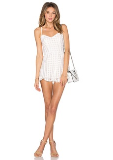 Lovers + Friends Gabriella Romper