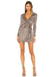 Lovers + Friends Hawn Mini Dress