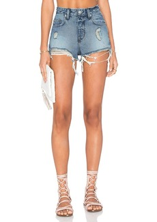 Lovers + Friends Jack High-Rise Short. - size 24 (also in 25,26,27,28,29,30)