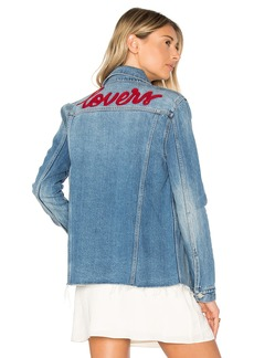 Lovers + Friends James Denim Jacket