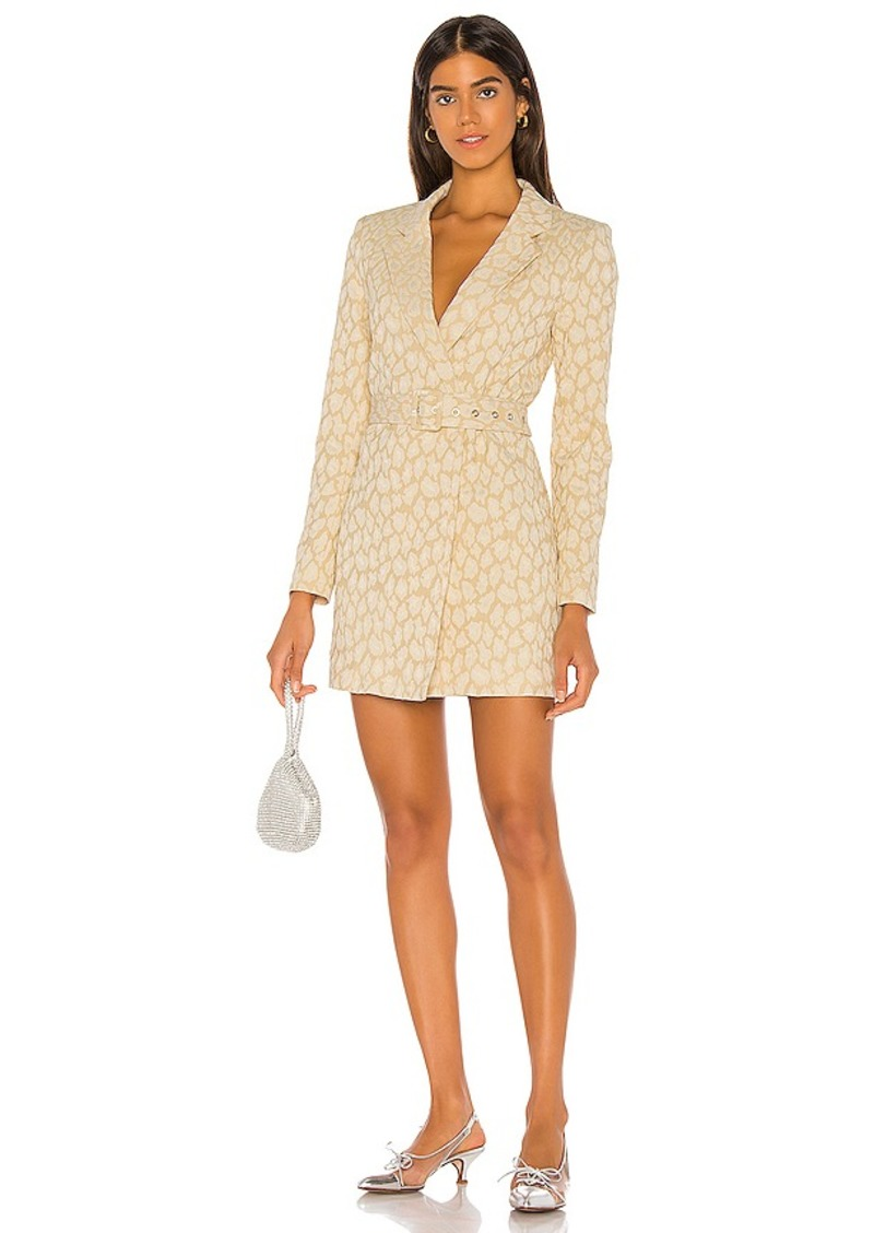 Lovers + Friends Jay Blazer Dress