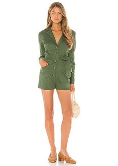 Lovers + Friends Kathy Romper