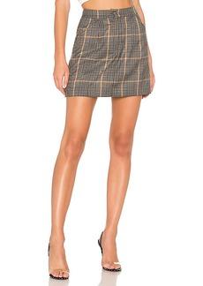 Lovers + Friends Kim Mini Skirt