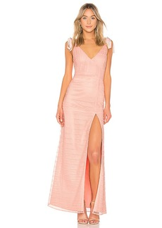 Lovers + Friends Leela Gown