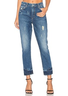 Lovers + Friends Logan High-Rise Tapered Jean. - size 25 (also in 23,24)