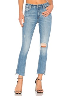 Logan High-Rise Tapered Jean