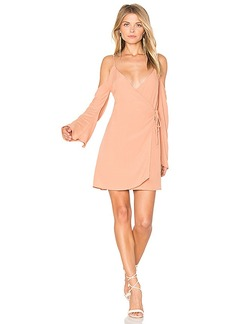 Lovers + Friends Love Letter Dress in Tan. - size M (also in L,S,XS)