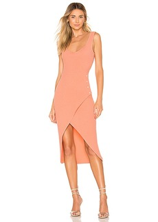 Lovers + Friends Macpherson Midi Dress