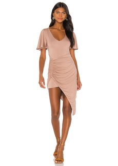 Lovers + Friends Maia Midi Dress