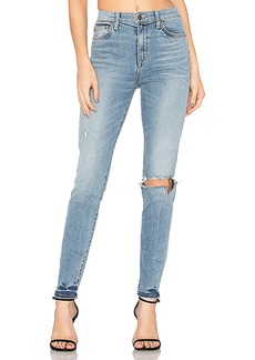Lovers + Friends Mason High-Rise Skinny Jean. - size 23 (also in 24,25,26,27,28,29)