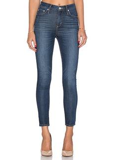 Lovers + Friends Mason High-Rise Skinny Jean. - size 24 (also in 26,23,25,27,28,29,30)