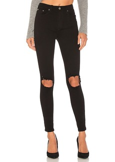 Lovers + Friends Mason High-Rise Skinny Jean. - size 25 (also in 26,28,29,30)