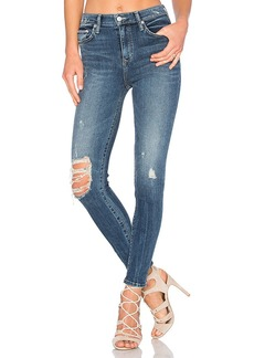 Lovers + Friends Mason High-Rise Skinny Jean. - size 23 (also in 24,25,26,27,28,29,30,31)